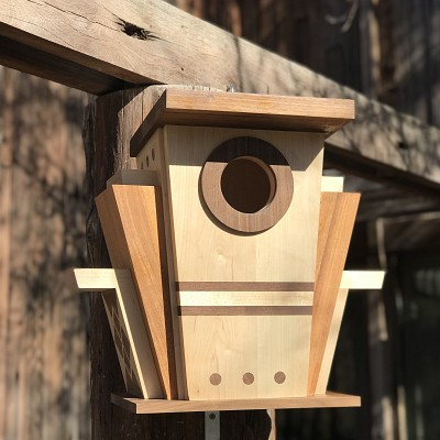 Birdhouse Exhibit Now Showing / Winners Announced